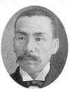 坂田伝蔵 第4代校長